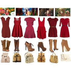 "OMGOMGOMGOMGOMG ""Casual Cosplay - The Secret World of Arrietty"" by casual-cosplay on Polyvore"