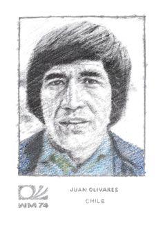 #121: Juan Olivares, Chile