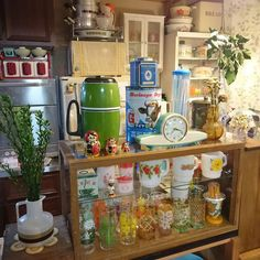How To Make Home Decoration Items Retro Kitchen Decor, Quirky Home Decor, Vintage Kitchen, Interior Design Courses, Best Interior Design, Interior Decorating, Decorating Ideas, Metal Wall Decor, Metal Wall Art
