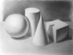 21 Light Shadow Object Pencil Drawing Ideas - New Cool Art Drawings, Pencil Art Drawings, Animal Drawings, Easy Drawings, Still Life Drawing, Still Life Art, Chiaroscuro, Pencil Shading Techniques, Basic Sketching