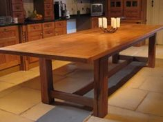 I bet your sweetheart would be very happy if you gave her a new kitchen table when your trip is additional.