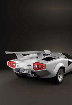 Lamborghini Countach S
