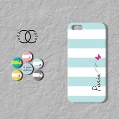 Cute personalized iPhone 5 case iPhone 5c case iPhone by CookCase