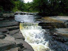 Canyon Falls State Park, Lk   Superior, MI  Google Image Result for http://www.visitusa.com/michigan/michigan-state-parks-images/Baraga-State-Park/Canyon-Falls-1.jpg