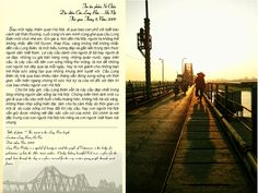 """Photo: """"The sunset on the Long Bien bridge""""  Photo by Phan Anh - (C) 2011"""