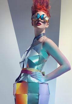 Modeconnect.com - Geometric dress