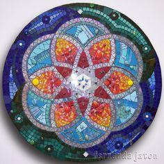 MOSAICO CREATIVO de fj Mosaic Art: Obra                                                                                                                                                      Más