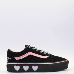 13589158b8 Here s Your First Official Look at the Lazy Oaf x Vans Collection