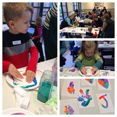 This week's events offer many options for children's programming. Both Tot Spot and Holiday Art Camp are underway!