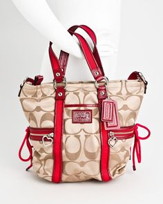 Coach Signature Tote Bag... Love!