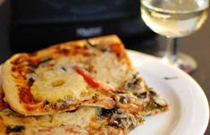 Make Your Own Pizza, Sicilian, Tex Mex, Healthy Options, Mozzarella, Lasagna, Quiche, Spicy, Menu