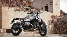 BMW Motorrad took the occasion of the EICMA motorcycle show in Milan this week to present the new R NineT Scrambler to join the existing Roadster.