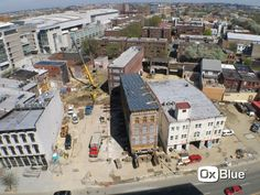 Time-lapse video of the move of 639 New York, NE, Washington, DC. The building was was constructed in 1891 as a carriage warehouse.