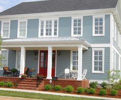 Exterior Paint Color Combinations | Great Exterior Color Schemes for Your House - Architecture.Answers.com