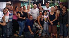 La tarde del pasado sábado se dictó un taller de redes populares a los habitantes de la parroquia Juan de Villegas, sector Pueblo Nuevo, por el Coordinador Municipal de Iribarren Luis Paradas, en la cual acudieron también activistas de Voluntad Popular Iribarren en forma de apoyo y ayuda para dicha actividad.</p>