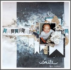 More Than Words: July 2016 MAIN challenge SMILE & SKETCH