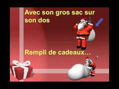 """Le gentil Pere Noel"" from Matt Maxwell's CD for students of French ""Le Loup du… French Christmas Songs, French Songs, Noel Christmas, Christmas Activities For School, Preschool Christmas, Teaching French Immersion, French Classroom, Primary Classroom, French Teaching Resources"