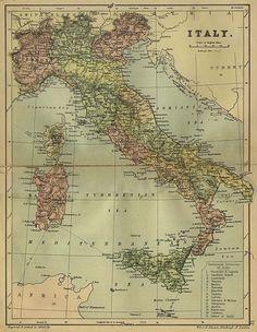 vintage pics italians   Historical Maps