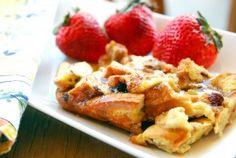 Easter brunch: Overnight baked apple french toast