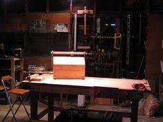 Hand tool wood shop