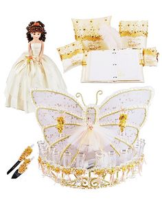 Quinceanera Fairytale with Butterfly Theme qsp104_1_