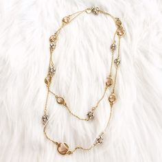 GOLD CHAIN NECKLACE Worn once   no box **remember to bundle and save 10%** no holds/trades Stella & Dot Jewelry Necklaces