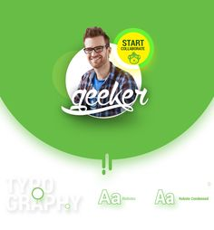 "Check out this @Behance project: ""geeker"" https://www.behance.net/gallery/47237169/geeker"