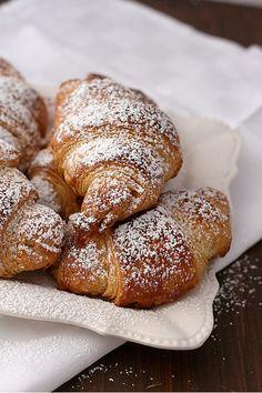 I croissant sfogliati senza glutine di Angela