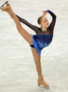Julia Lipnitskaia of Russia