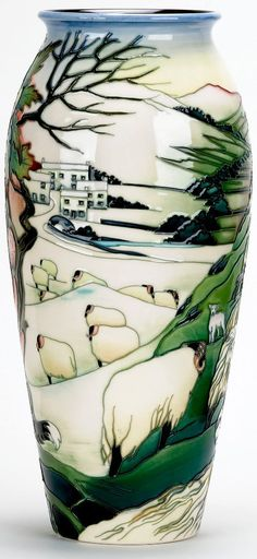 55 Best Moorcroft images in 2019 | Pottery, Pottery art