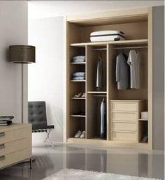 Armario interior Dressing Table Design, Wardrobe Closet, Cubes Closet, Girls Room Design, Furniture, Closet Designs, Almirah Designs, Closet Bedroom, Hallway Furniture