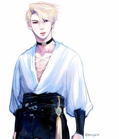 Blonde Leo #ChainedUp #VIXX