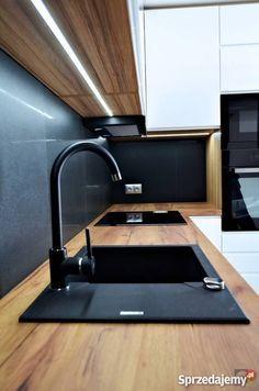 Farm Kitchen Decor, Kitchen Room Design, Home Room Design, Kitchen Cabinet Design, Modern Kitchen Design, Interior Design Kitchen, House Design, Modern Kitchen Interiors, Cuisines Design