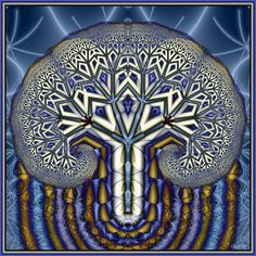 magic tree fractal by ~theaver
