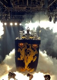 Kiss Images, Kiss Pictures, Paul Stanley, Best Rock Bands, Cool Bands, Kiss Rock, Kiss Music, Kiss World, Gene Simmons Kiss