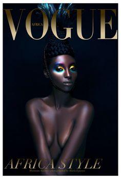 Vogue Africa !
