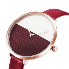 """Universe of goods - Buy """"Top Fashion Minimal Watch Women Quartz Leather Watch Simple Ultra Thin Strap Female Clock Minimalist Elegant Reloj Mujer for only USD. Top Mode, Waterproof Watch, Watches For Men, Women's Watches, Modern Watches, Ladies Watches, Or Rose, Fashion Watches, Lady"""