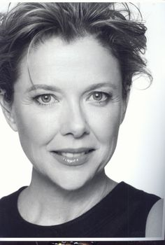 Annette Bening. Beautiful but oh so funny.  Being Julia is hilarious and pitiful at the same time. Great Talent.