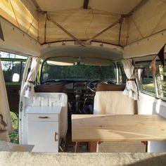 1978 VW T2 Devon Camper Van