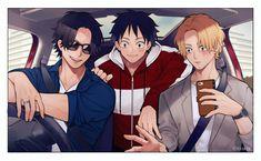 One Piece 3, Sabo One Piece, One Piece Drawing, One Piece Comic, One Piece Fanart, One Piece Luffy, One Piece Manga, One Piece Pictures, One Piece Images