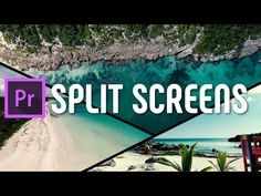 (90) How to make FARGO STYLE SPLIT SCREENS side by side in Adobe premiere Pro - YouTube
