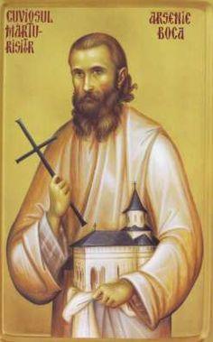 Elder Arsenie Boca and His Revelation Religious Paintings, Orthodox Icons, Mona Lisa, Spirituality, Fictional Characters, Romania, Alba, Saints, Places