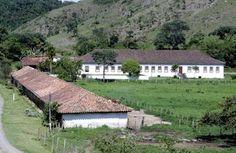 GEOGRAFIA EM FOCO: Inventário das Fazendas do Vale do Paraíba Fluminense