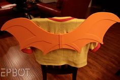 EPBOT: DIY Dragon Horns & Wings, Part 2! via: http://www.epbot.com/2012/10/diy-dragon-horns-wings-part-2.html