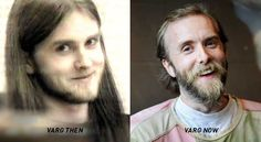 """He was an attention whore, he wanted all the attention"" - says Varg unironically, recording a video about a person he murdered 20 years ago. Black Metal, Heavy Metal, Extreme Metal, Evan Peters, Getting Old, 20 Years, Love Of My Life, The Man, Punk"