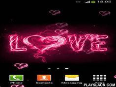I Love You By Lux Live Wallpapers  Android App - playslack.com , I love you by Lux live wallpapers - convey about your sensitivities on St. Valentine's Day! These wondeful live wallpapers will aid you convey your feelings good and will give the feeling of a vacation for the whole day.