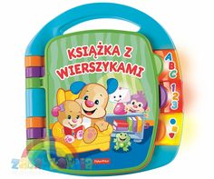 Superb Fisher-Price Laugh & Learn Storybook Rhymes Now at Smyths Toys UK. Shop for Gift Finder Months At Great Prices.✔️Click & Collect Within 1 Hour!✔️Free Home Delivery for Account Holders Baby Activity Toys, Infant Activities, Learning Shapes, Fun Learning, Toddler Toys, Baby Toys, Toys Uk, Fisher Price Toys, Disney Toys