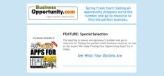 #emailoftheday #instantappwizard http://www.businessopportunity.com