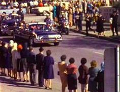Zapruder film (1963). Filmed by Abraham Zapruder. Selected in 1994.