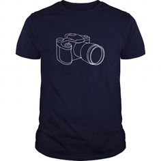Make this awesome proud Photographer: Photography Camera Great Gift For Any Photographer as a great gift Shirts T-Shirts for Photographeres
